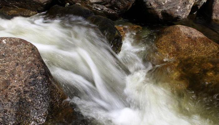 Korbu Falls Mountain Altai