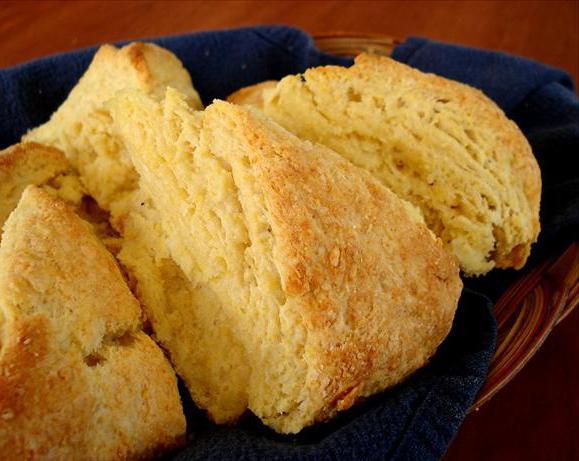 jela od kukuruznog brašna