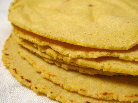 kukuruz tortilla recept