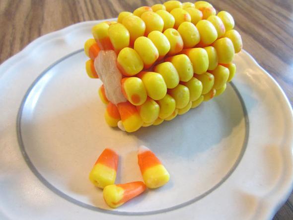 използване на царевица