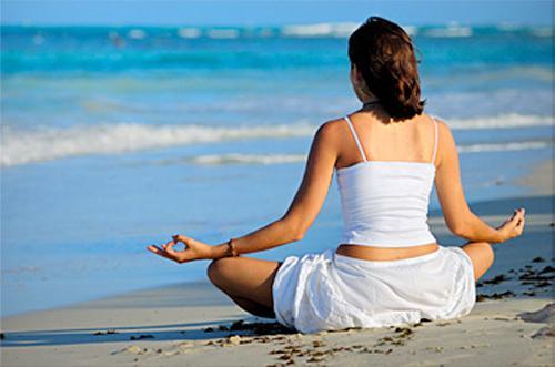 медитација - борба против стреса