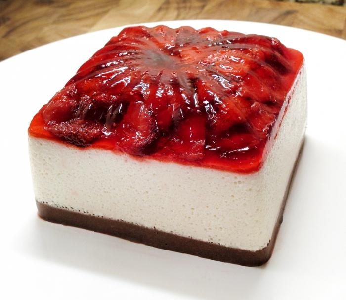 torta di gelatina