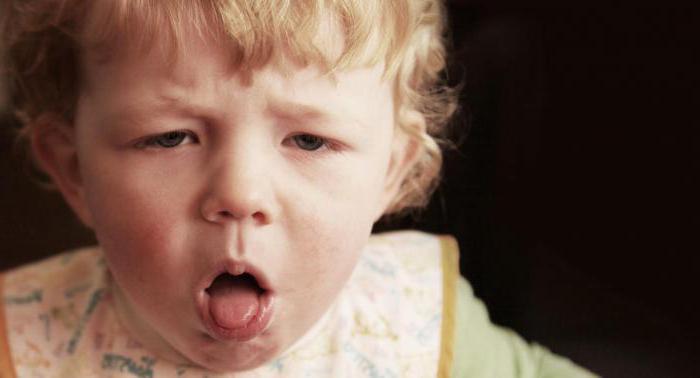 pilule za kašalj Thermopsol za djecu