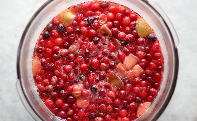 come cucinare il succo di cowberry