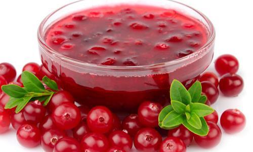 succo di cowberry congelato