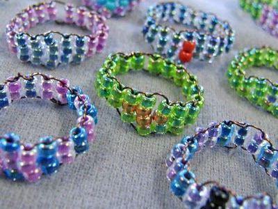 artigianato da perline e sigilli