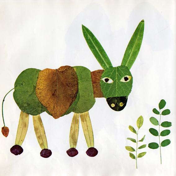 řemesla z přírodních materiálů pro děti