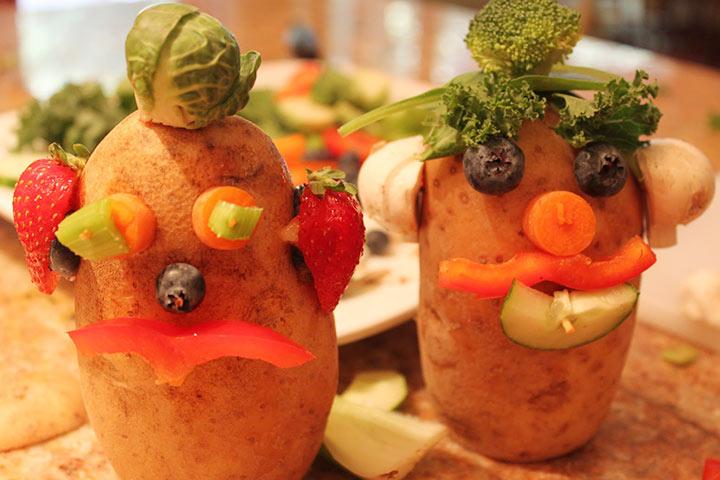 Хора от картофи