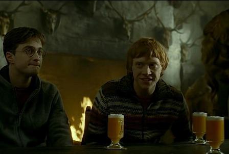 Кремообразната бира рецепта на Хари Потър