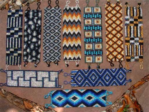braccialetti di perline leggeri