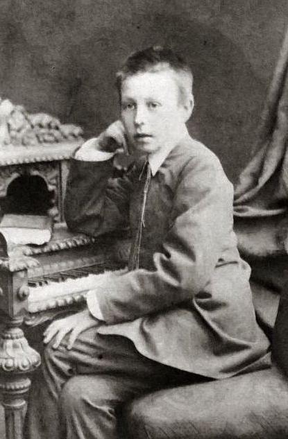 biografia completa di Rachmaninoff