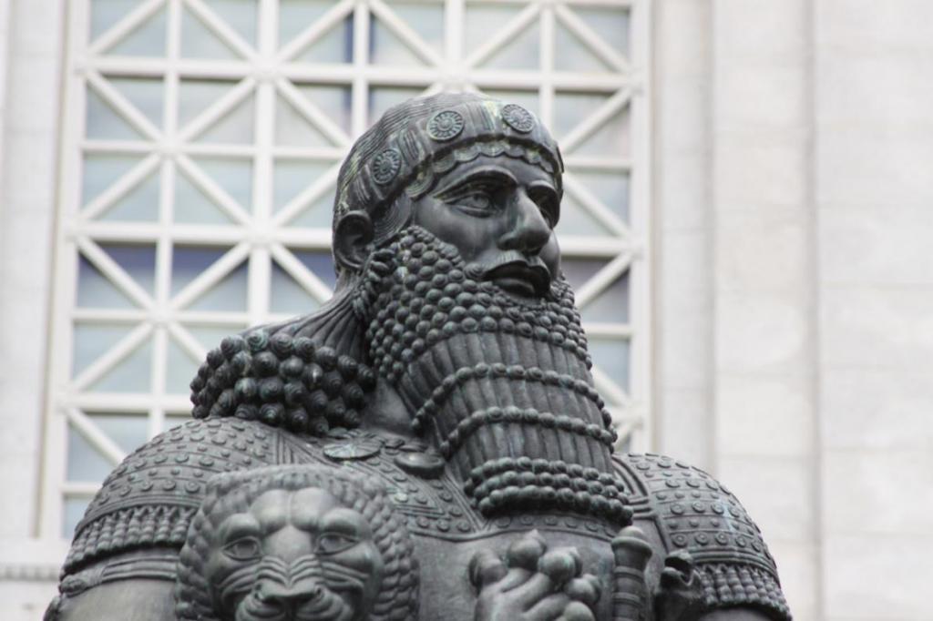 Re di Babilonia - Hammurabi