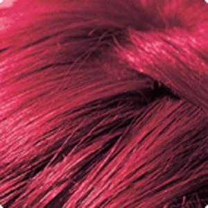 szkarłatny kolor włosów