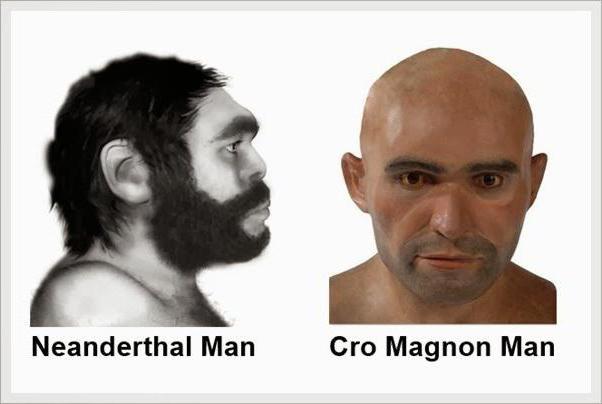 Неандерталци и кромањонци