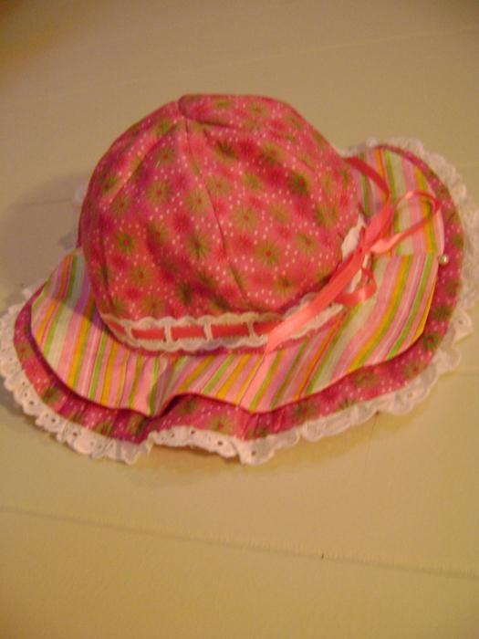 Kako šivati šešir za djevojku