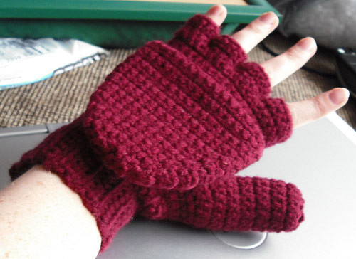 Kabrioletní rukavice