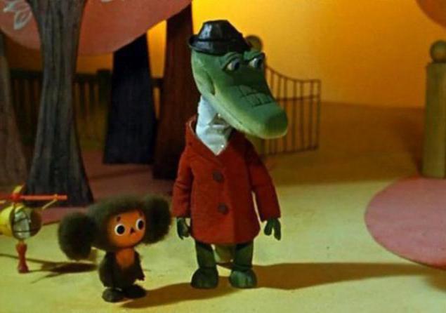 Shrnutí krokodýla Geny a jeho přátel