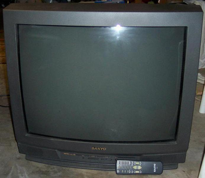 LG TV kinescopic