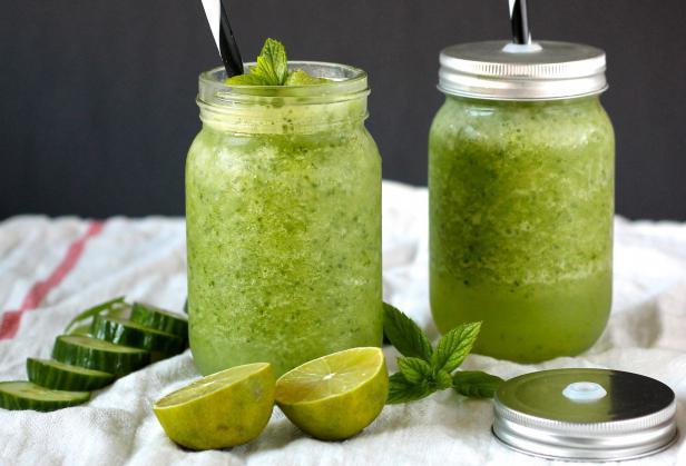 сок от краставици за зимата