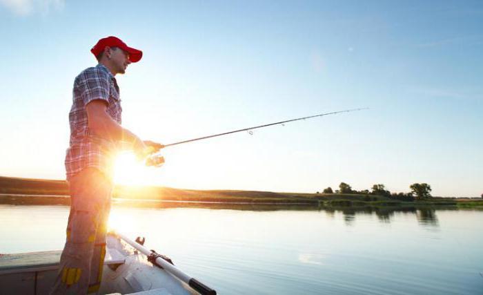 риболов на Калиновки