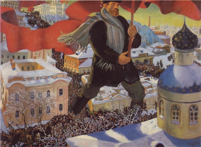 rivoluzione culturale nell'URSS