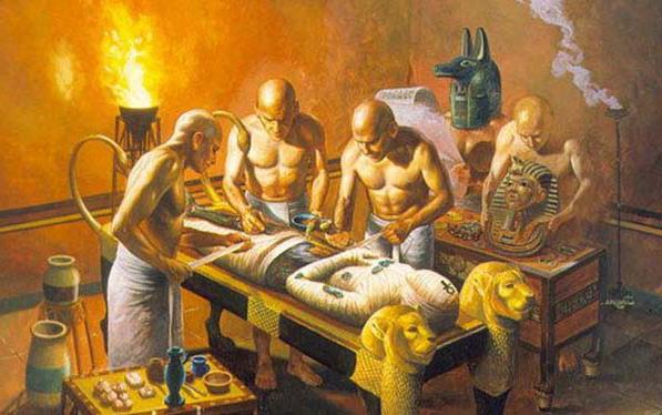 cultura dell'antico Egitto