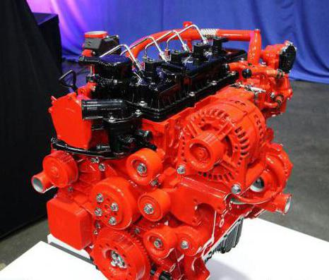 Motore Cummins 3 8