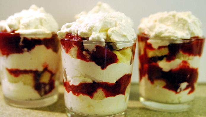рецепт за десерт