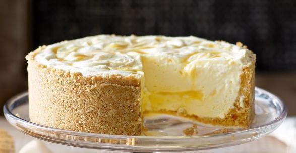 Десерт сира са желатином