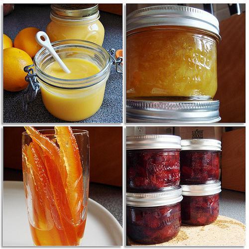 zastoj oranžne vejice