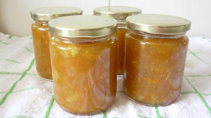 jabolčno marmelado