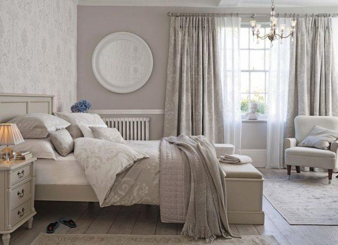 Красиви завеси за спалнята