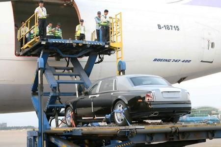 carin na uvoz tujih avtomobilov