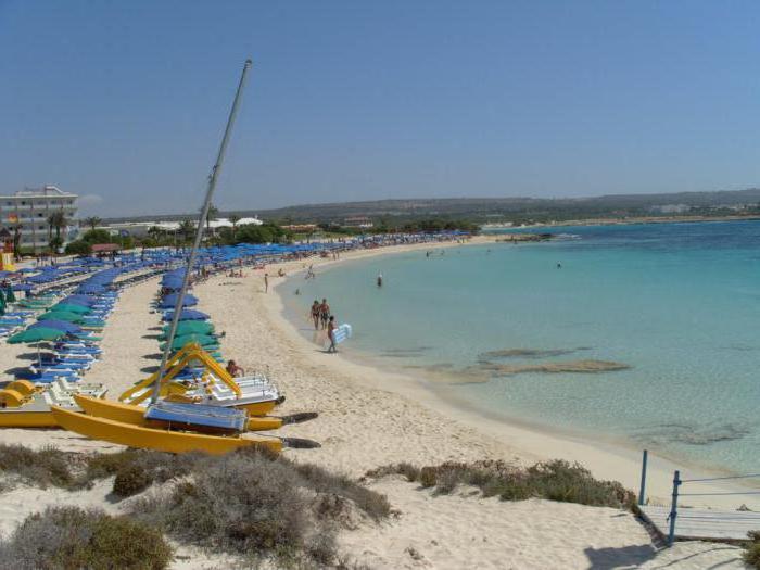 migliori spiagge di Cipro
