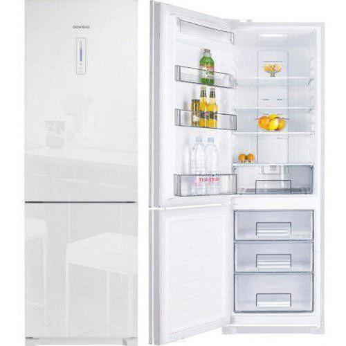 Istruzioni per il frigorifero Daewoo