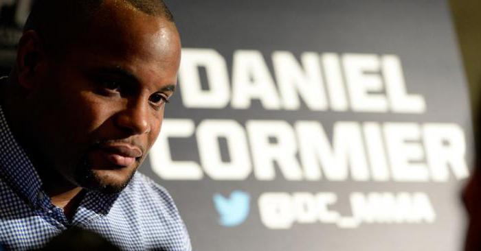 Daniel Cormier Johnson