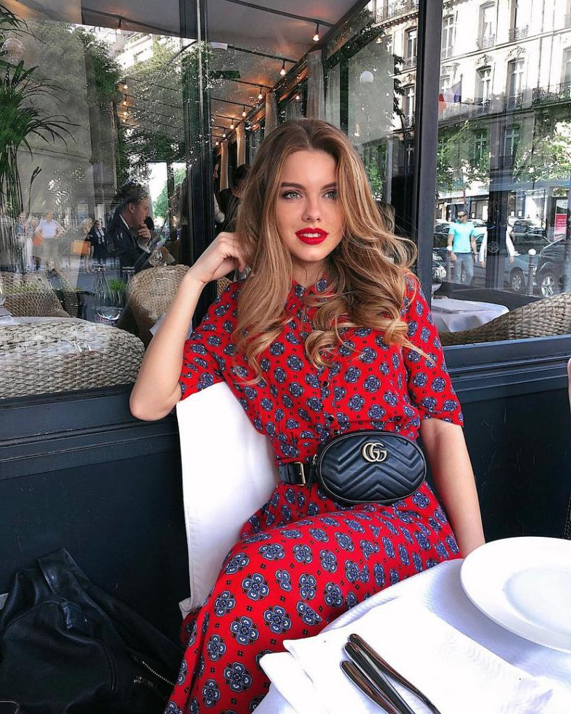 Blogger Daria