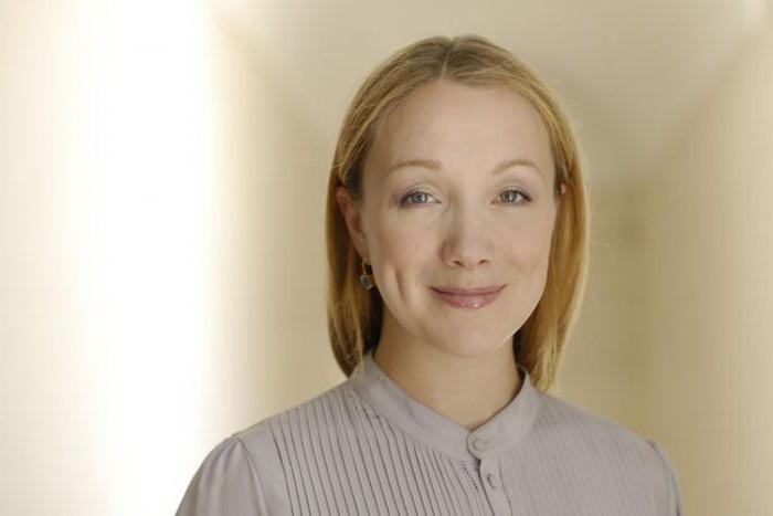 Глумица Дариа Фрост - глумац