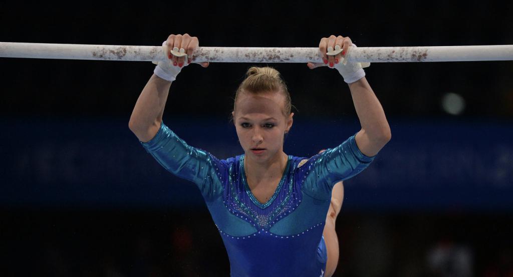 Дариа Спиридонова на евру