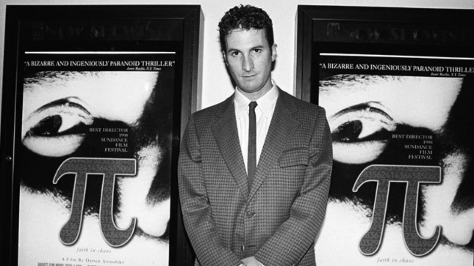 Darren Aronofsky nella sua giovinezza