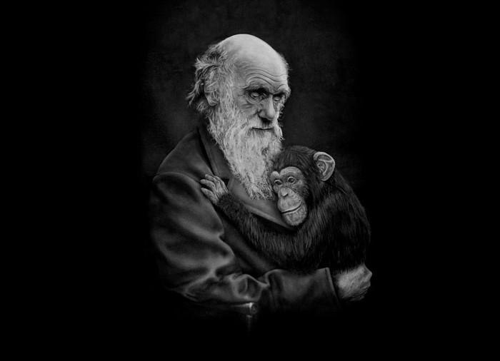 приноса на Чарлс Дарвин за развитието на биологията