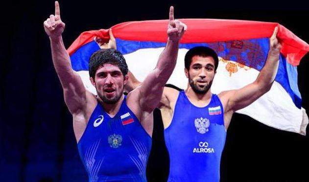 Dauren Kuruglyev Mistrzostwa Rosji