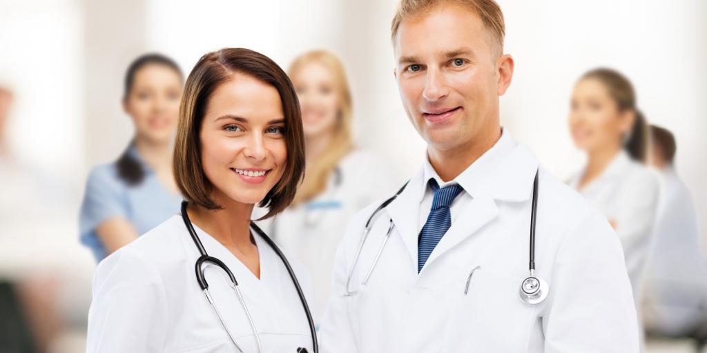 dva liječnika