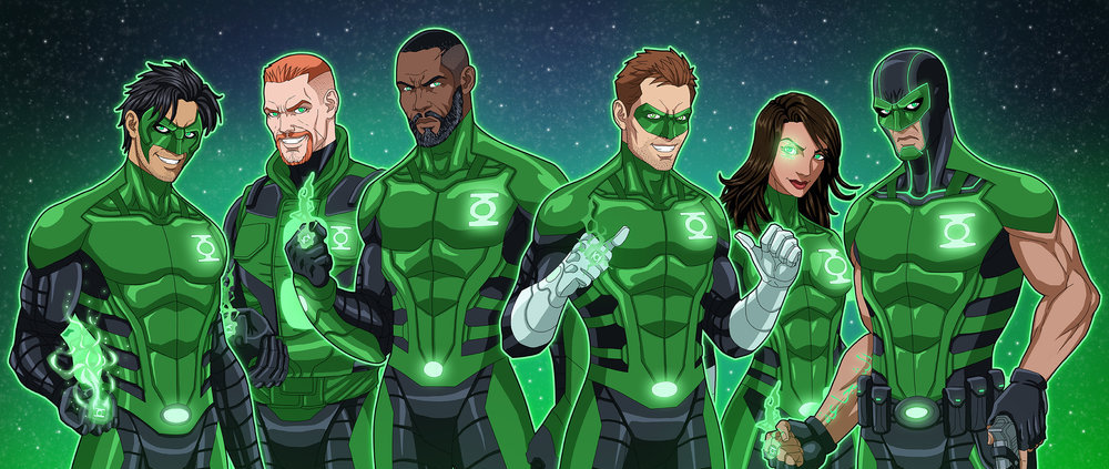 personaggi dell'universo dc comics