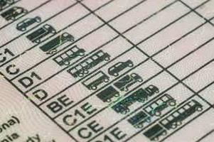 categorie nelle nuove patenti di guida
