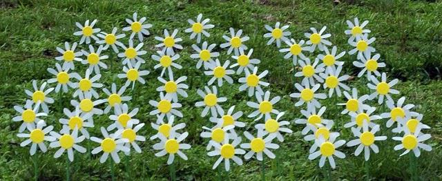 decorazione per giardino