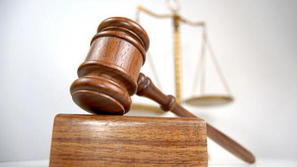 судски окривљени