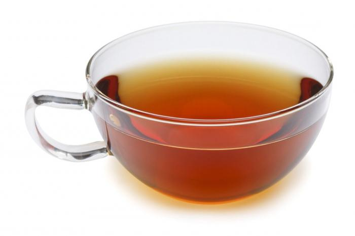 чай с бергамот