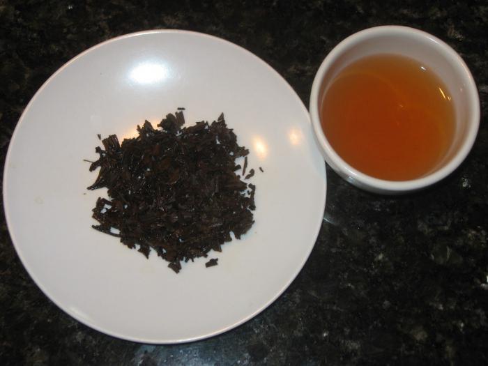 tè al bergamotto nero