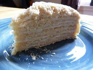 torta con foto ricetta latte condensato